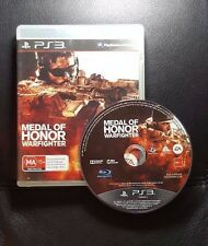 Medal of Honor Warfighter (Sony PlayStation 3, 2012) PS3 - FREE POST
