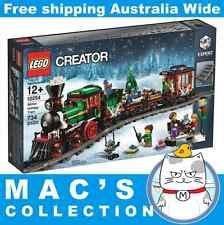 LEGO Creator Winter Holiday Train (#10254)