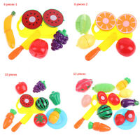 Children's educational toys and kitchen toys Fruit and vegetable toys U_X
