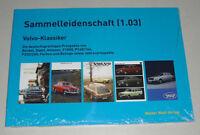 Prospekt Sammlung Bildband Volvo PV 444 544 P 1800 Amazon 140 240 260 164 Duett