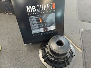 """BRAND NEW OLD SCHOOL 12"""" MB QUART RWE302 MADE IN USA BY ROCKFORD FOSGATE"""