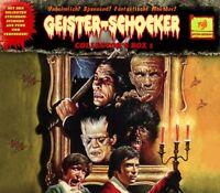 GEISTER-SCHOCKER: COLLECTOR'S BOX 1 (FOLGE 1-3) 3 CD NEU