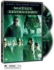 The Matrix Revolutions (DVD, 2004, 2-Disc Set) NEW