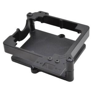 RPM ESC Cage (Black) fits Castle Mamba Monster 2/Mamba Monster X/Traxxas MXL-6S