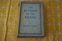 Vintage Book - 1949 - The Return of the Native