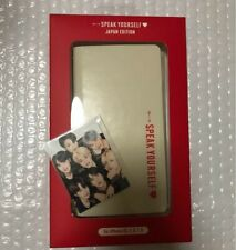 BTS Phone Case +Photocard Card SPEAK YOURSELF WORLD TOUR JAPAN Official SYS
