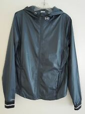 Ladies Windbreaker Size M Running Jacket $125 Value by Under Armour - NWOT