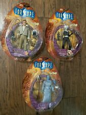 Toy Vault FarScape Series 1 action figures 7 in Lot Creighton Chiana Zhaan Nip