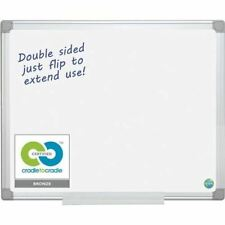 Mastervision Earth Silver Easy Clean Dry Erase Board Bvcma2700790