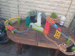 Thomas trackmaster Avalanche Escape Deluxe Set