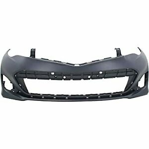 Front Bumper Cover Fits For Toyota Avalon 2013 - 2014
