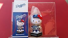 "HELLO KITTY 2013 PITCHERS MOUND BOBBLEHEAD ""LA DOGERS Promotional GIVEAWAY"""