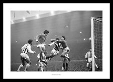 George Best Scores 1967 Manchester United Photo Memorabilia (310)