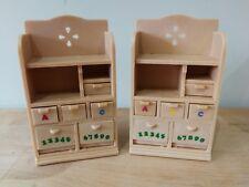 Deux enfants Commode unités avec tiroirs