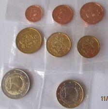 R18011202) KMS   Estland 2011 Lose 1 Cent bis 2 Euro. Erhaltung. Stgl.