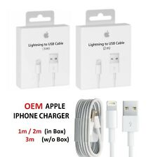 Apple iPhone Cable 3FT 6FT 10FT Lightning USB Charger MFi lot 5 6 8 7 Plus XS 11