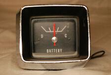 Delco Ammeter Battery gauge for 1966 Pontiac Bonneville 1503176