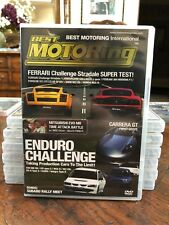 Best Motoring DVD - Enduro Challenge Taking Production Cars to the Limit!