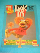 April Look - In & Young Adults' Magazines for Children