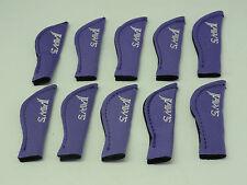JAWS ROD TOP COVER FOR Calstar Daiwa G-Loomis Seeker Shimano ROD Purple 20/pack
