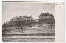 Altoona Hospital and Nurses Home Altoona PA #2 1905c postcard