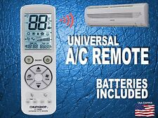 Universal A/C Remote For Sanyo,York,Trane,Carrier,Sharp,Fedders,Samsung,Midea
