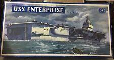 LEE USS Enterprise CVN-65 Model Kit Scale 1/400, Nuevo