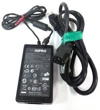 HIPRO P/N 25.10219.001 AC ADAPTER, HP-A0501R3D1, 100-240V, 50/60HZ, 2.4A