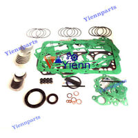 V2203 Overhaul Re-ring Kit For Kubota Engine Bobcat 753 773 763 753H Loader