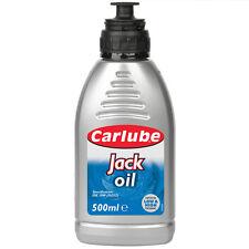 Carlube Jack aceite IS0 32 multi propósito Hydrolic Trolley Compresor de elevación 500ml