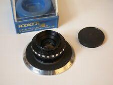 Rodenstock Rodagon 80mm f/5.6 obiettivo per ingranditore con custodia - PERFETTO