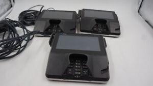 LOT OF 3 VERIFONE M132-509-01-R MX 925CTLS