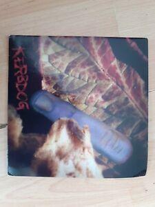 """KERBDOG Dry Riser CLEAR Vinyl 7"""" EX 1994 Vertigo rec VERR 83"""