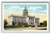 Hackensack NJ, Bergen County Courthouse, New Jersey c1916 Postcard Z52