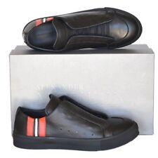 Alexander McQueen New sz 42 US 9 Authentic Mens Low Top Sneakers Shoes black