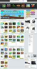 FREE FLASH GAMES WEBSITE BUSINESS FOR SALE! MOBILE RESPONSIVE WORDPRESS WEBSITE