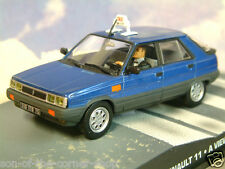 EXCELLENT DIECAST 1/43 JAMES BOND 007 RENAULT 11 TAXI FROM A VIEW TO A KILL