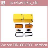BLINKER FÜR PORSCHE 911 G 964 993 924 944 968 SEITENBLINKER +BIRNEN ORANGE GELB