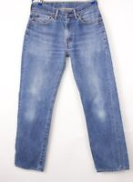 Levi's Strauss & Co Hommes 751 Jeans Jambe Droite Taille W32 L32 BBZ520