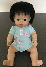 Zapf Creation Baby Born Chinese Doll With Dress