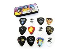 Jimi Hendrix Guitar Picks collectible tin signature series includes 12 Picks