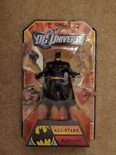 DC UNIVERSE Classics All-Star BATMAN Action Figure Sealed VHTF by Mattel Toy