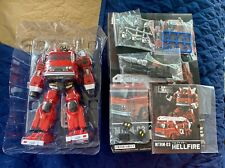 Transformers Maketoys MTRM-03 Hellfire Inferno in Stock