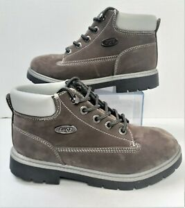 Lugz NY Lug Co. Womens Size 5.5 Brown Boots WSHFK025 Outdoor Hiking Boots 221