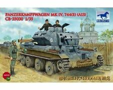 BRONCO MODELS PANZERKAMPFWAGEN MK.IV  Scala 1:35 Cod.CB35030