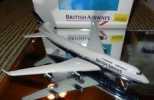 Herpa 500708 British Airways Boeing 747-400 1:500 Scale Diecast Mint Retired