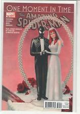 Amazing Spiderman #639 Joe Quesada Mary Jane One Moment In Time 9.6