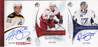 09-10 SP Authentic Drayson Bowman /999 Rookie Future Watch RC