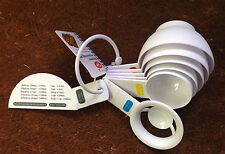 TALA KITCHEN MEASURING SET 7 PCE WITH EGG SEPARATOR & LEVELLER FOR LIQUID & DRY