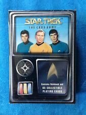 Star Trek CCG Card Game Starter Deck by Fleer - Factory sealed